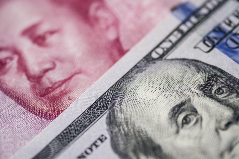 dolar as, yuan, perang dagang, amerika serikat, tiongkok