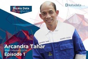 Bicara Data Arcandra Tahar Eps. 1