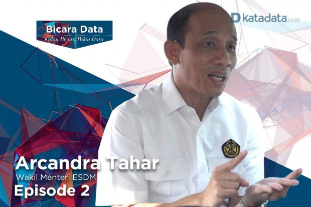 Bicara Data Arcandra Tahar: Tren Investasi Hulu Migas (Bagian 2)