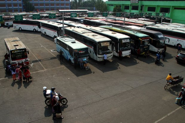 subsidi bus, pemerintah berikan subsidi bus