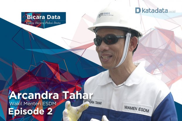 Bicara Data Arcandra Tahar Eps. 3