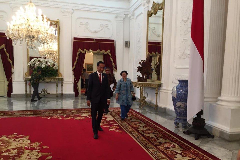 koalisi indonesia kerja, presiden jokowi, pilpres 2019