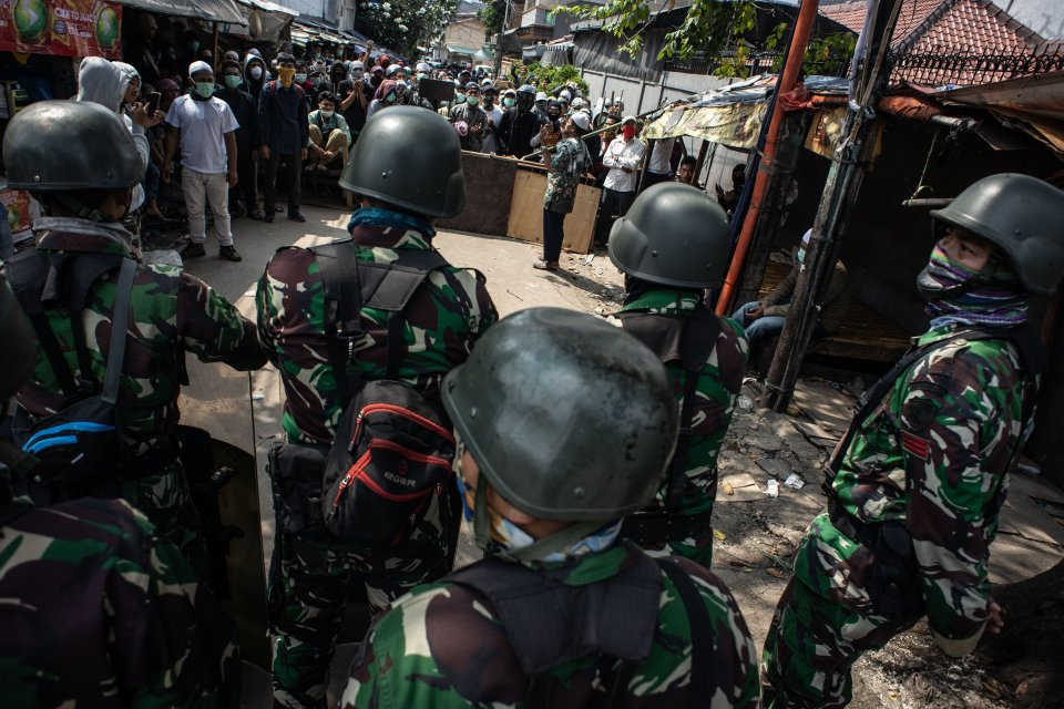 Menpan RB Dwifungsi TNI