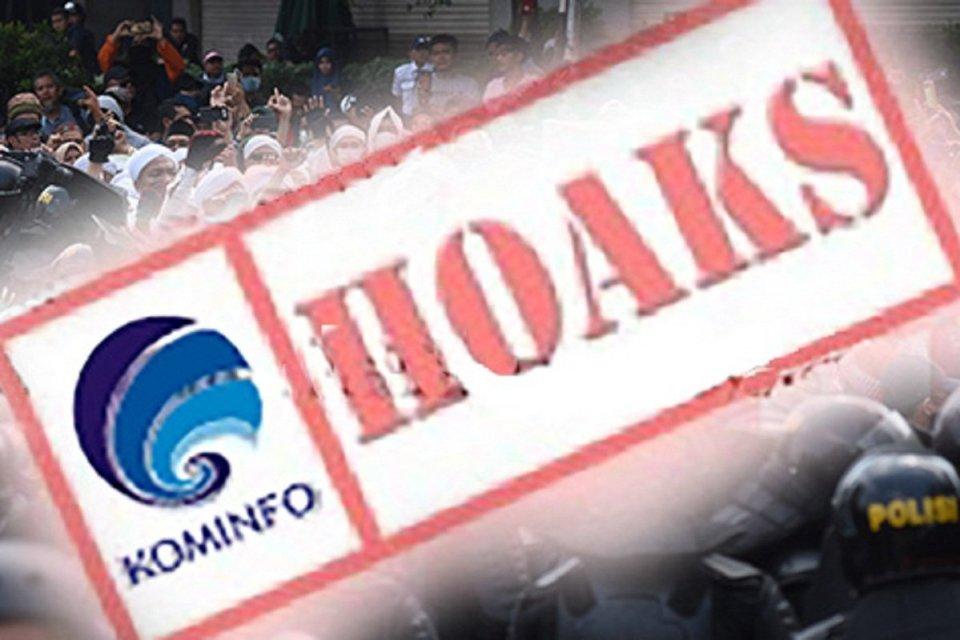 Kominfo tembukan 30 hoaks dan diisinformasi selama 22-24 Mei 2019. Mayoriitas konten tersebut terkait dengan kerusuhan 22 Mei di Jakarta