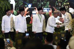Presiden Buka Puasa Bersama HIPMI