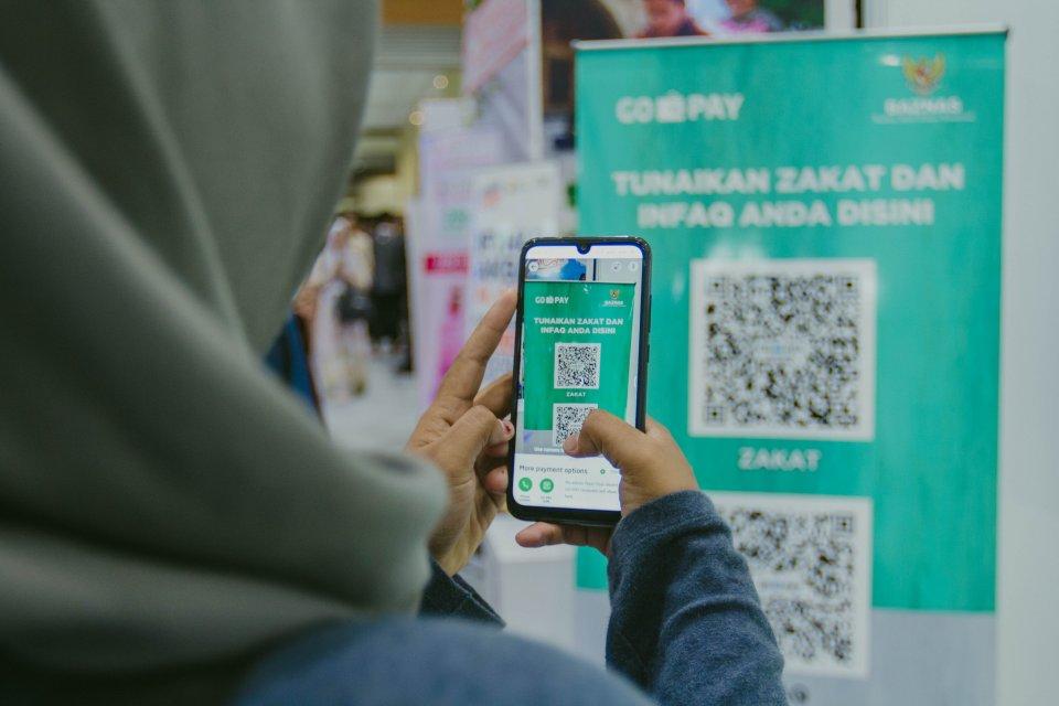 Go-Pay optimistis, kolaborasi Gojek dengan LinkAja tidak akan mengurangi volume transaksi melalui platform-nya.