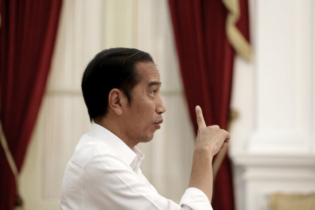 Jokowi, Demokrasi, Tokoh.