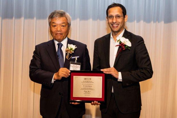 CEO Gojek Nadiem Makarim raih penghargaan, Nikkei Asia Prize