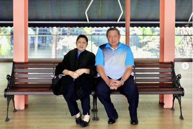 sby ulang tahun, pidato sby, ani yudhoyono