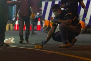 Teror Bom Bunuh Diri di Kartasura