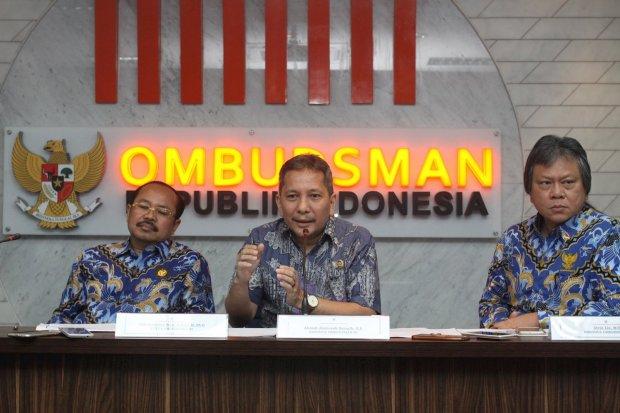 Ombudsman, dana desa, desa siluman