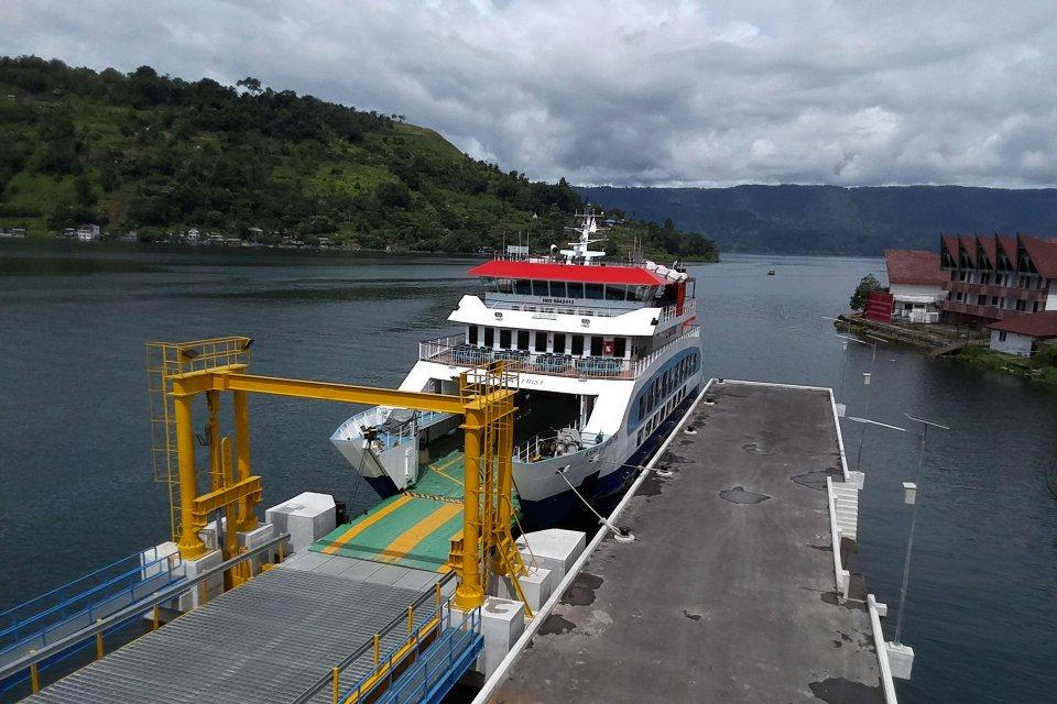 Jalur Kapal Pesiar Danau Toba, wisata Danau Toba