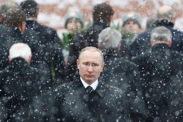 Presiden Rusia Vladimir Putin tentang Huawei.