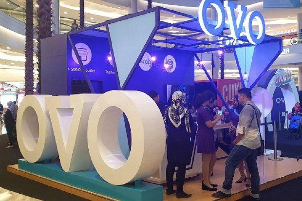 tak kuat pasok dana untuk bakar uang, lippo group jual dua pertiga saham ovo