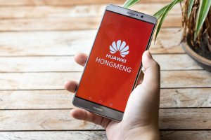 Ponsel Huawei dan Hongmeng OS