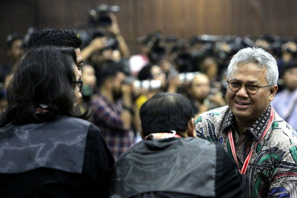 gugatan pilpres 2019 di mk, kpu, pemilu, mahkamah konstitusi
