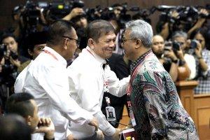 Sidang Perdana Pilpres 2019