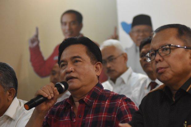 Kuasa Hukum Sriwijaya Air Yusril Ihza Mahendra