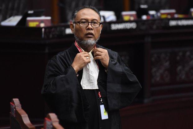 Mantan Komisioner KPK Sebut Nurhadi Pintu Bongkar Mafia Peradilan