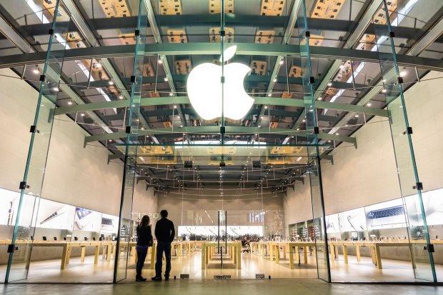 Susul Saudi Aramco, Apple Cetak Kapitalisasi Pasar Rp 29.600 Triliun.
