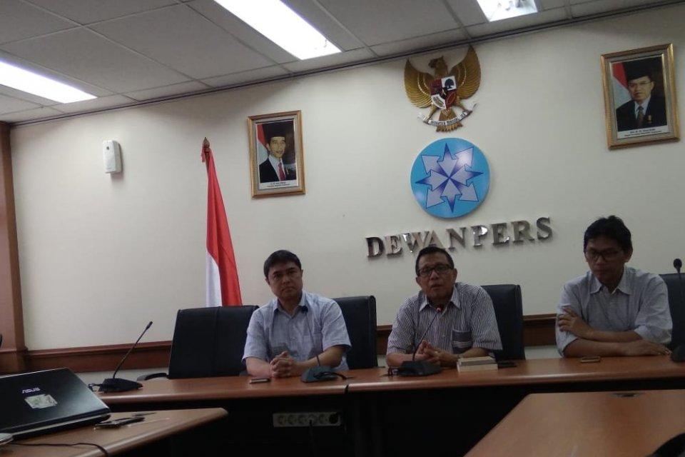 Dewan Pers, Tim Mawar, Tempo, Chairawan
