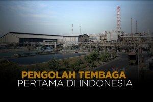 Smelting, pengolah tembaga pertama di Indonesia