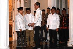 Jokowi-Amin Tanggapi Sidang Putusan PHPU Pilpres 2019