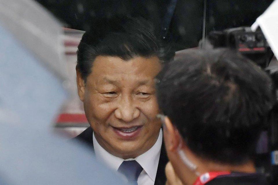 presiden tiongkok xi jinping