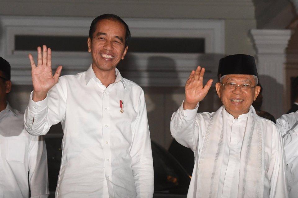 Jokowi akan mengumumkan kabinet periode kedua dalam waktu dekat, sebelum ia dan Ma'ruf Amin dilantik sebagai presiden dan wakil presiden pada Oktober 2019.