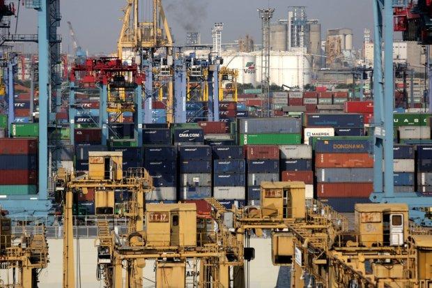 surplus neraca dagang, neraca perdagangan, kein, arif budimanta, ekspor, impor