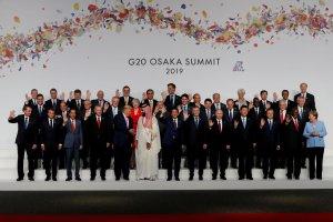 Para Pemimpin Dunia di KTT G20 Osaka