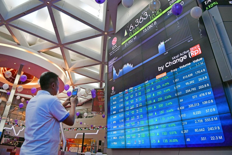 ihsg, pasar modal, bursa efek indonesia, bursa saham