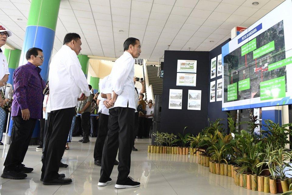 perluasan bandara Sam Ratulangi
