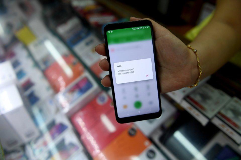 ponsel black market, peraturan Imei