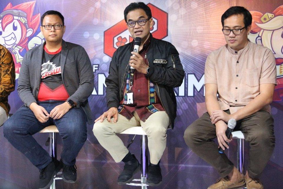 Bekraf kembali menggelar Bekraf Game Prime 2019 pada 13-14 Juli 2019.