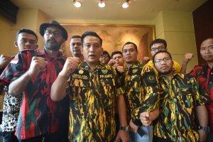 Bambang Soesatyo sebagai calon Ketua Umum Partai Golkar
