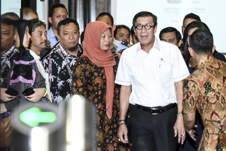 Baiq Nuril mohon Jokowi kabulkan amnesti