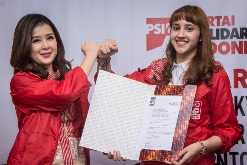 Tsamara Amany, calon menteri muda Jokowi