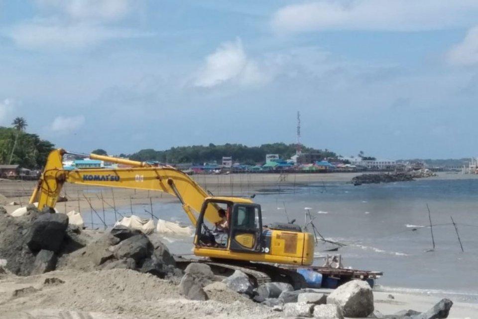 Gubernur Kepri, kasus dugaan korupsi reklamasi Gubernur Kepri, proyek Gurindam 12, reklamasi Tanjungpinang