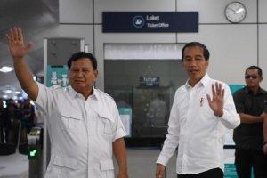 Joko Widodo dan Prabowo Subianto
