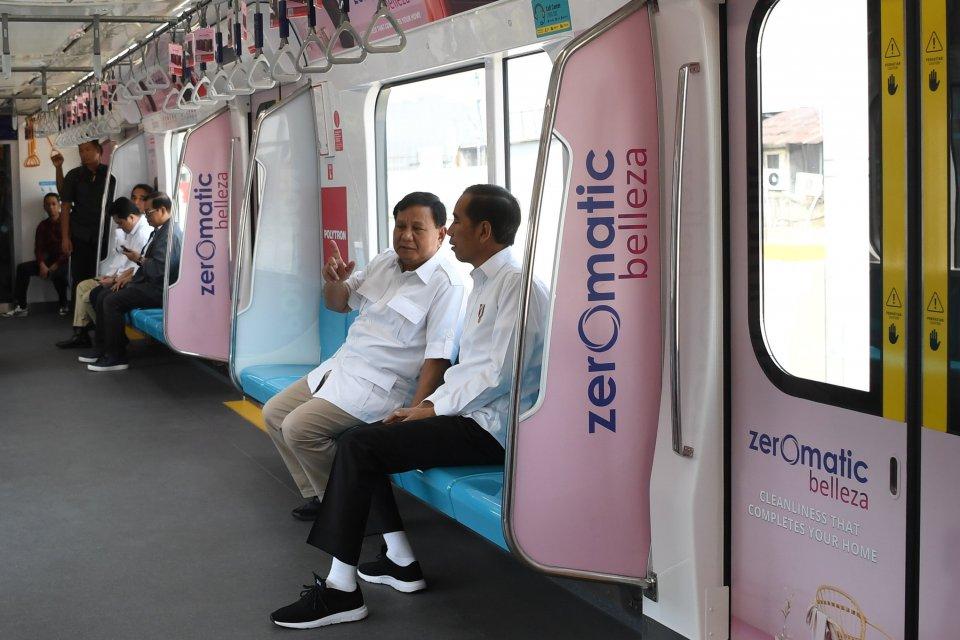 Akan ada pertemuan antara tim Jokowi dan Gerindra untuk membahas formula koalisi.
