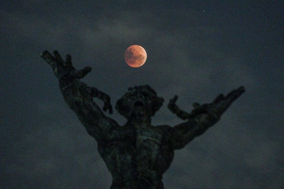 11 Januari 2020 Gerhana Bulan Penumbra Akan Muncul Di