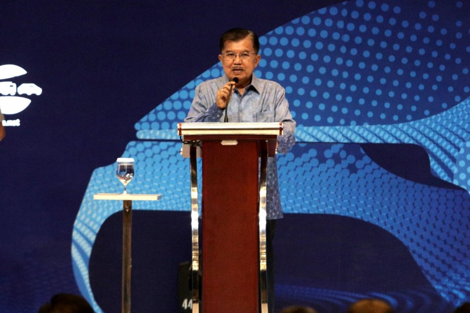 Ma'ruf Amin, Jusuf Kalla, Wakil Presiden.