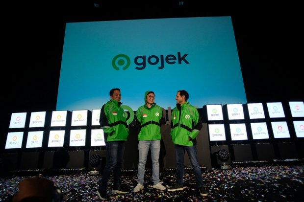 Gojek tengah mencari pendanaan US$ 2 miliar hingga akhir tahun ini