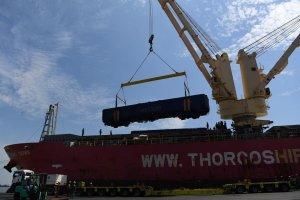 Ekspor Gerbong Kereta INKA ke Bangladesh