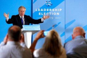 Perdana Menteri Inggris yang baru Boris Johnson
