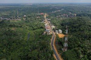Daerah Gunung Mas, Calon Ibu Kota Negara yang Baru