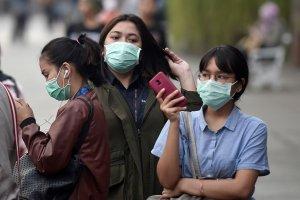 Polusi Udara DKI Jakarta