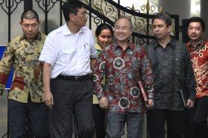 Mayasoshi Son Jokowi