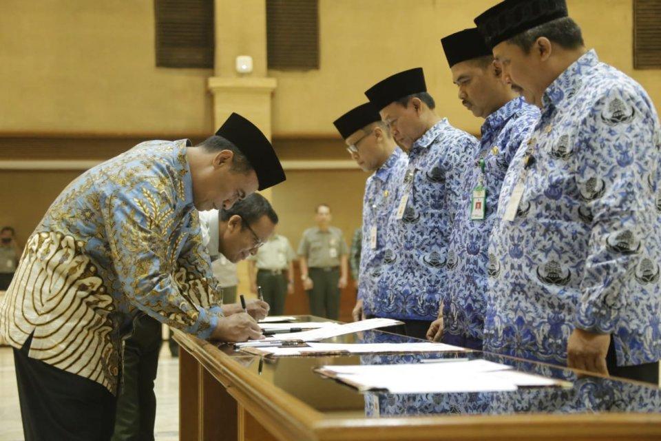 Menteri Pertanian Amran Sulaiman rombak eselon 1 Kementerian Pertanian, Dirjen Tanaman Pangan Suwandi